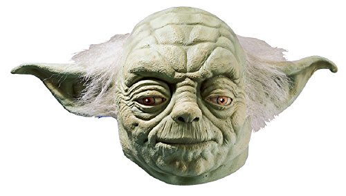 Master Yoda Star Wars mask (máscara/careta