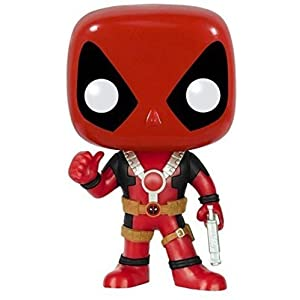 Funko Pop Deadpool pulgares arriba (Deadpool 112) Funko Pop Deadpool