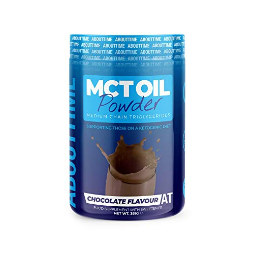 Abouttime Keto MCT Powder - Chocolate - 381G