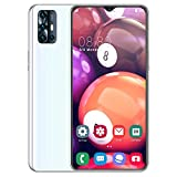 Sanniya Smartphones v19 6,7 pollici Water-Drop Screen Movil Dual SIM 6GB+128GB Face ID WiFi Android 9.0 Smartphone