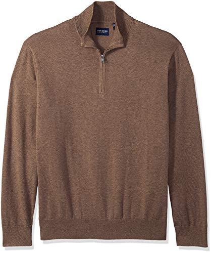 Dockers Mens Quarter Zip Sweaters Fleece