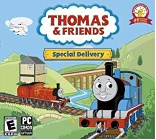 Taketwo Interactive 61322 Pc Thomas Special Delivery Jcx