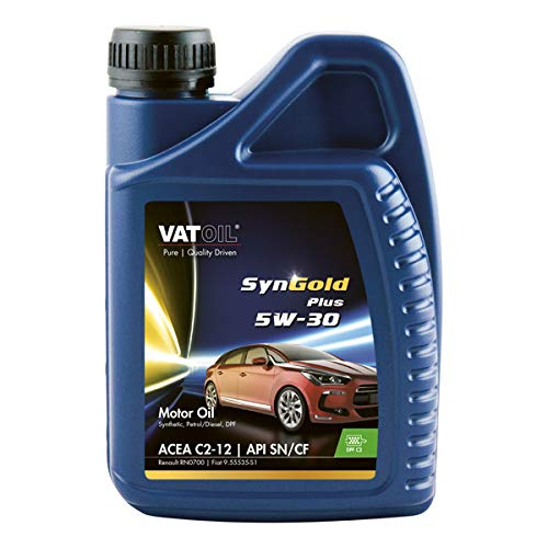 Kroon-Oil 1838185 Vatoil SynGold Plus 5W-30 1Ltr