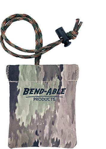 Reed Quiver Pouch Holds up to 12+ Diaphragm Reeds. Great for Bugle Tubes, elk Reeds, Turkey Reeds, elk Calls, Turkey Calls, Mouth Reeds, Call Holders.
