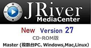 JRiver Media Center Ver27 マスター・ライセンス (Windows,Mac,Linux)