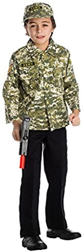 Army Role Play Set - Ages 3-6 by Dress Up America