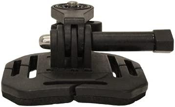 Delkin DDWING-ADH Adhesive Helmet Mount for Wingman HD Camera (Black)