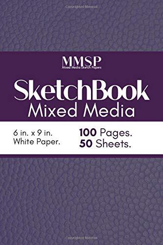 Sketchbook Mixed Media: 6