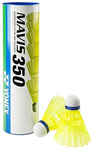 YONEX Mavis 350Medium Speed Kunststoff Federbälle