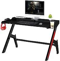 Mahmayi Ultimate GT 007 Mordern Gaming Table (Red & Black)