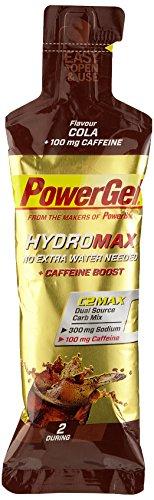 PowerBar PowerGel HydroMax Cola mit Koffein 24 Stck, 1er Pack (1 x 1,824 g)
