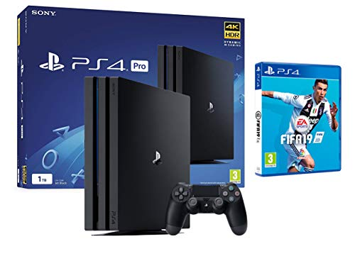 PS4 PRO 1To console Playstation 4 + FIFA 19