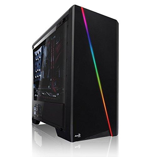 Memory PC High End Gaming Intel i7-10700K 8X 3.8GHz, H410, 16 GB DDR4 RAM, 480 GB SSD + 2000 GB HDD, NVIDIA RTX 3060 12GB