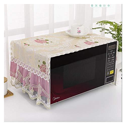 JINAN Housse de protection pour four à micro-ondes 35 x 96 cm avec sac de rangement, accessoires de cuisine, décoration de la maison (couleur : 10)