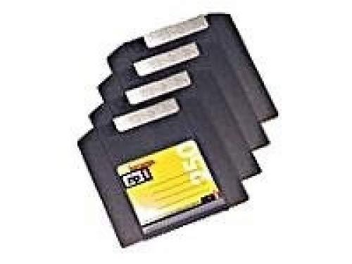 Iomega 250MB Zip Disk (4-Pack)
