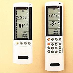 Universal Replacement Remote Control Fit for RC08A RC8A for Airwell Electra Air Conditioner (1 PC)