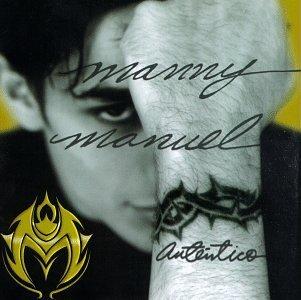 Autentico by Manny Manuel (1996-10-22)