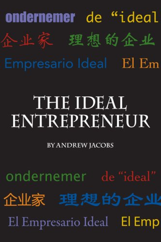 The Ideal Entrepreneur
