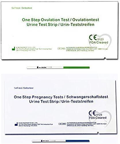 test de ovulacion y embarazo en Oferta