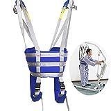 Lifting machine Patientenlifter Sling Stiege Lagergewicht 400 Lb, Medizinisches Gerät Zur Unterstützung Für Senioren, Behinderte, Bariatrie, Ergotherapie Und Physiotherapie Fauay -