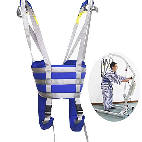 Lifting machine Patientenlifter Sling Stiege Lagergewicht 400 Lb, Medizinisches Gerät Zur Unterstützung Für Senioren, Behinderte, Bariatrie, Ergotherapie Und Physiotherapie Fauay