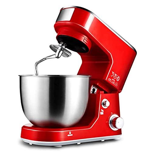 MOSHUO Amasadoras de Masa automáticas para el hogar, máquina multifunción para Chef, licuadora de Crema pequeña con 5L, el Mejor Amigo del Chef de Gran Capacidad
