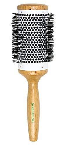 Round Blow Dryer Brush - Ceramic Barrel - Large 3.0 Inch Round Brush...