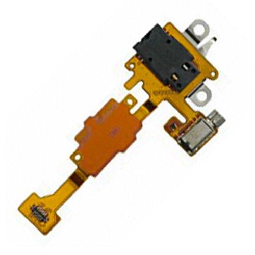 Nokia Lumia 630originale Audio Flex Cavo della flessione del nastro + Cuffie Jack Audio + vibra Head Set Cavo di collegamento