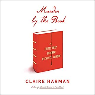Murder by the Book audiobook cover art