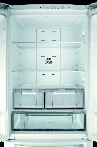 Hotpoint-Ariston - E4DAABC - Réfrigérateur combiné 3 portes pose libre - 415 L - Classe: A+ -...