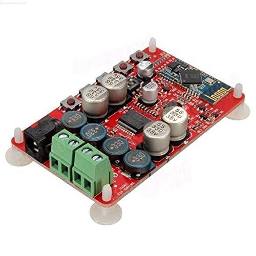 UIOTEC TDA7492P 50W+50W 250W Wireless Bluetooth CSR4.0 BT 4.0 Audio Receiver Digital Amplifier Board AMP*