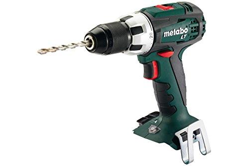 Metabo 602102840 Akkuschrauber BS 18 LT 18 V mit Schnellwechselbohrfutter - inkl. MetaLoc-Koffer