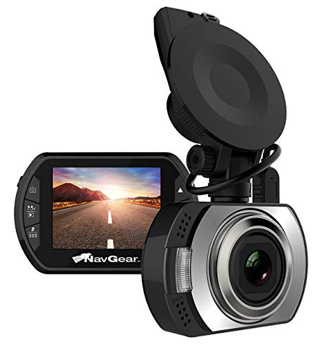 NavGear Dashcam Bewegungsmelder: Full-HD-Dashcam MDV-2295 mit...