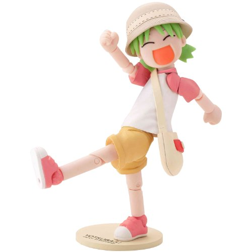 Revoltech Yotsuba&! Yotsuba Action Figure (2013 model)
