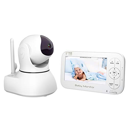 Babyphone mit Kamera Video Baby Monitor 5