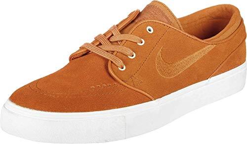 Nike Zoom Stefan Janoski, Zapatillas de Deporte Unisex Adulto, Multicolor (Cinder Orange/White 887), 42 EU