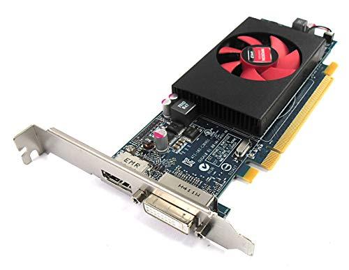 First4GraphicCards Dell 0J53GJ nVidia AMD Radeon HD 8490 PCI Express x16 1GB (1024MB) Dual Display Grafikkarte