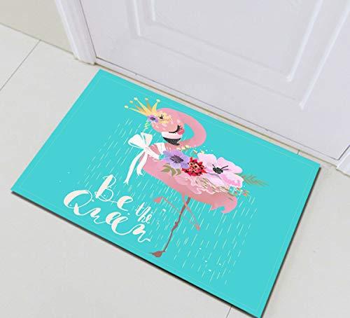taquxinlaowan Tropical Flamingo Queen Duschvorhang Sets Badezimmer Wasserdichtes Gewebe 72 * 72