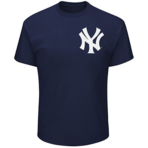 Majestic Kids' Babe Ruth New York Yankees Official Player T-Shirt