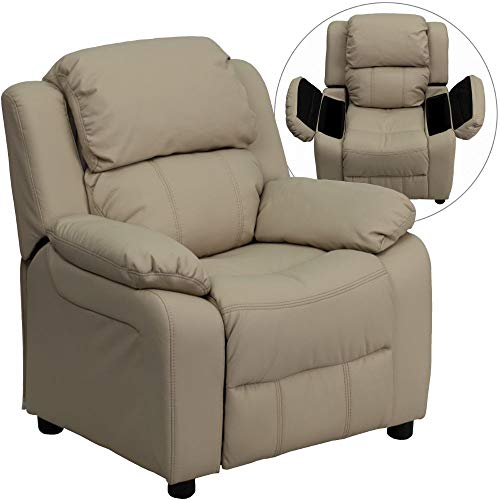 Flash Furniture Deluxe Padded recliner for kids