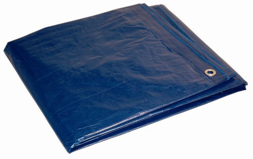 18' x 24' Dry Top Blue Full Size 7-mil Poly Tarp item #018240 by DRY TOP