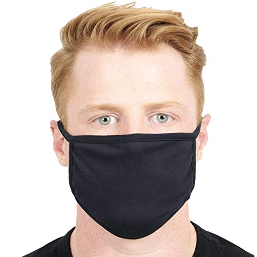Our #7 Pick is the Yoodelife Black Mouth Dust Mask