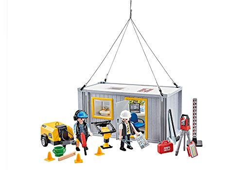 PLAYMOBIL 9843 - Baucontainer (Folienverpackung)