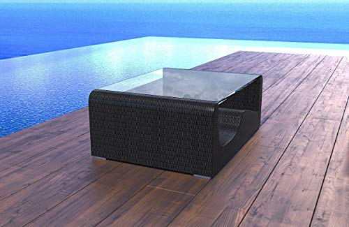 Canapé Dreams Wave Table en polyrotin