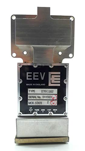 Learn More About EEV B7RX1002 S - Band for Radar Receiver Low Noise Front Ends