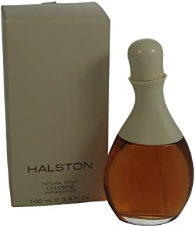 Halston by Halston for Women 3.4 oz Cologne Spray Alcohol Free