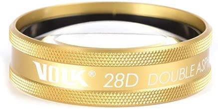 Volk 28D Classic BIO Lens - Gold