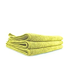 Lint-free industrial grade towel Will not shed or lose fibers Durable yet soft Lint-free and scratch-free 100percent machine washable