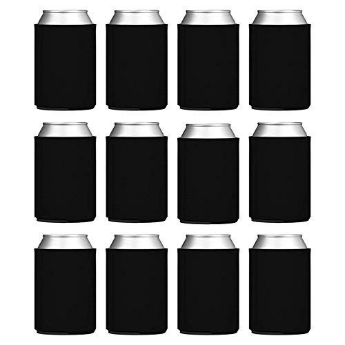 CareMont Enfriador de Latas de Cerveza, Enfriador de Tapa de Soda Plegable A Granel Ordinario, Adecuado para Bodas, Despedidas de Soltero, Divertidos Regalos de Fiesta HTV
