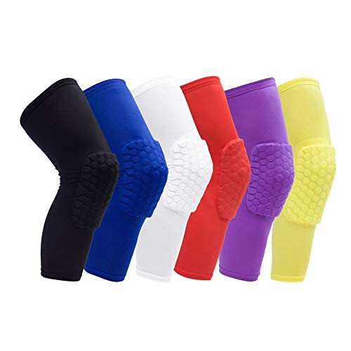 MomokaiTK beschermende uitrusting basketbal kniebeschermers ondersteunen elastische kniebeschermers